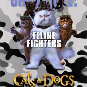 "Filmul ""Cats & Dogs"""